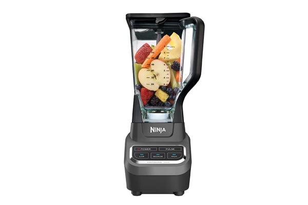 Ninja Professional 72oz Countertop Blender For Milkshakes