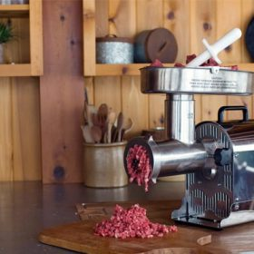 Top 10 Best Commercial Meat Grinder for The Money Reviews