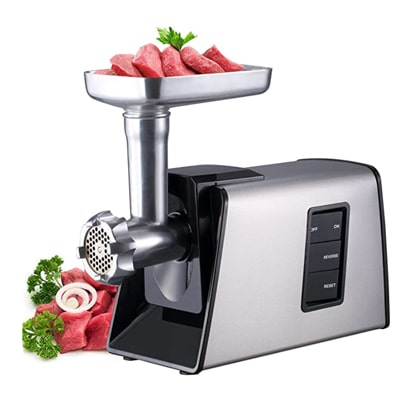 Sunmile SM-G73 Heavy-Duty Electric Meat Grinder for bones