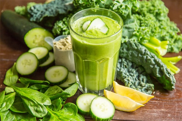 Alkaline Smoothies Recipes For Weight Loss