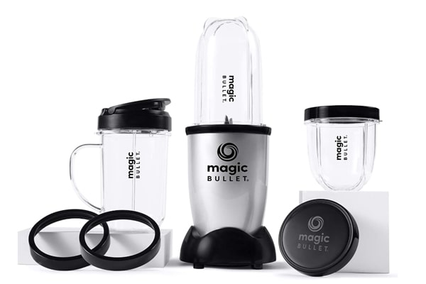 smallest blender - Magic Bullet portable Blender (MBR-1101)