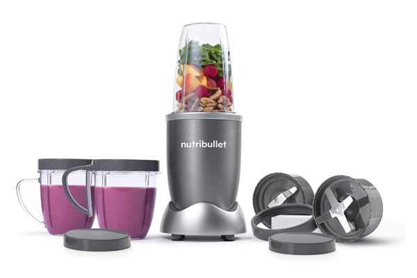 smallest blender - NutriBullet portable Blender (NBR-1201)
