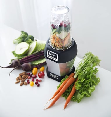 smallest blender - Ninja portable Blender (BL456)
