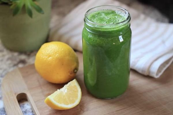 How To Make Delicious Shakeology Lemon ginger shake