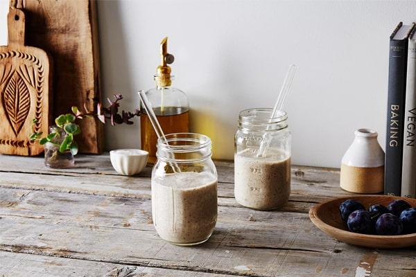 How To Make Delicious Shakeology Tahini chocolate shake