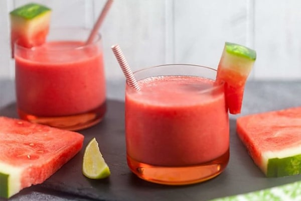 5 Watermelon Smoothies For Weight Loss