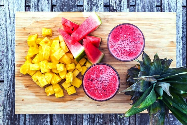 5 Watermelon Smoothies For Weight Loss Recipes