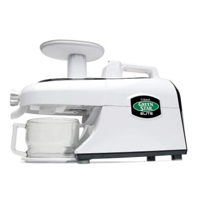 Tribest GSE-5000 Greenstar Elite Cold Press Masticating Juicer