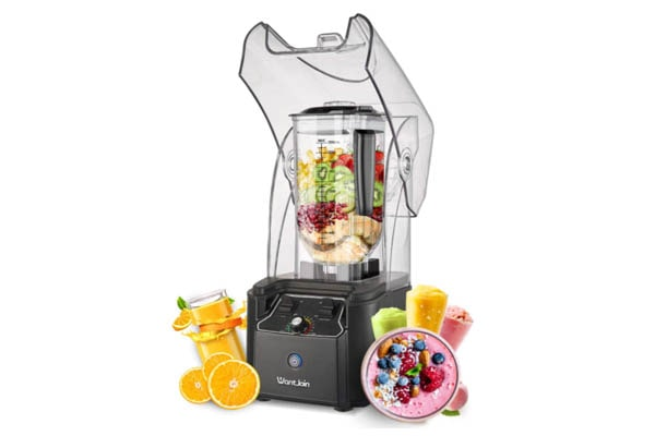 WantJoin Professional Commercial Blender