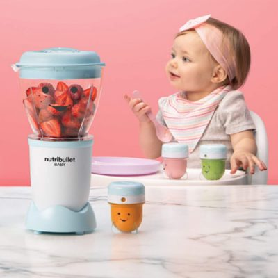 Types of baby food maker