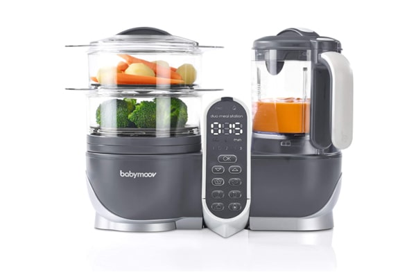 Duo Meal Station Food Maker 6 in 1