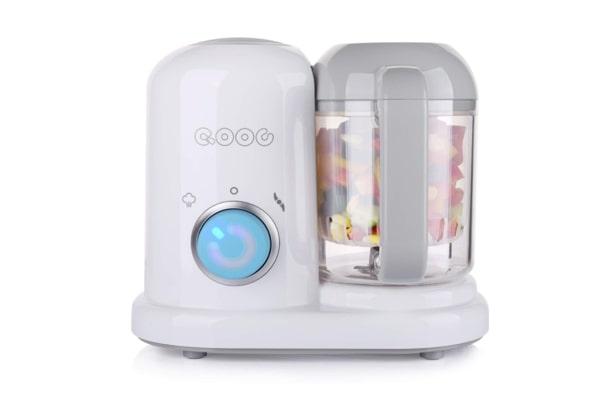 QOOC 4-in-1 Mini Baby Food Maker