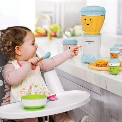 How to choose the best baby food maker?