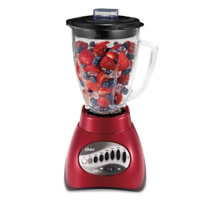 Oster 6844 6-Cup Glass Jar 12-Speed Blender