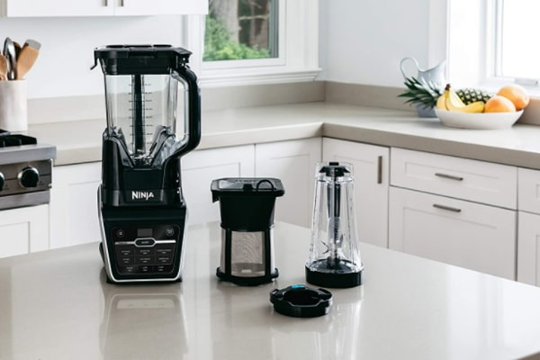 Ninja Duo w/Micro-Juice Technology, 1400-peak-watt Motor for Smoothies & Juices