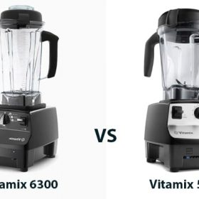 Vitamix 5300 vs Vitamix 6300: Pros, Cons & Verdict
