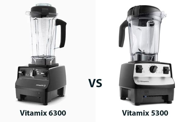 Vitamix 5300 vs Vitamix 6300: Pros, Cons & Verdict